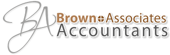 Brown & Associates Accounting Group Ltd Logo